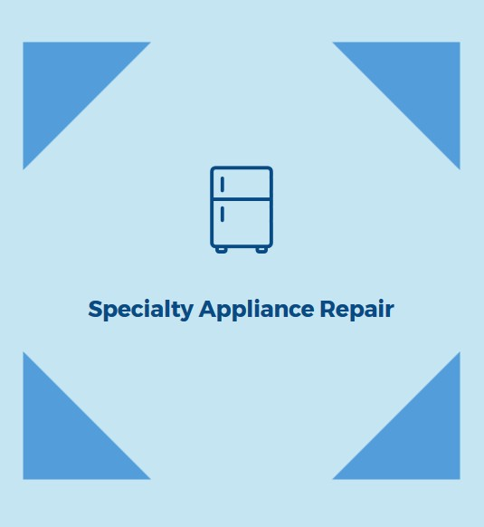 Specialty Appliance Repair Ashburn, VA 20147
